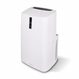 Portable electronic air conditioner